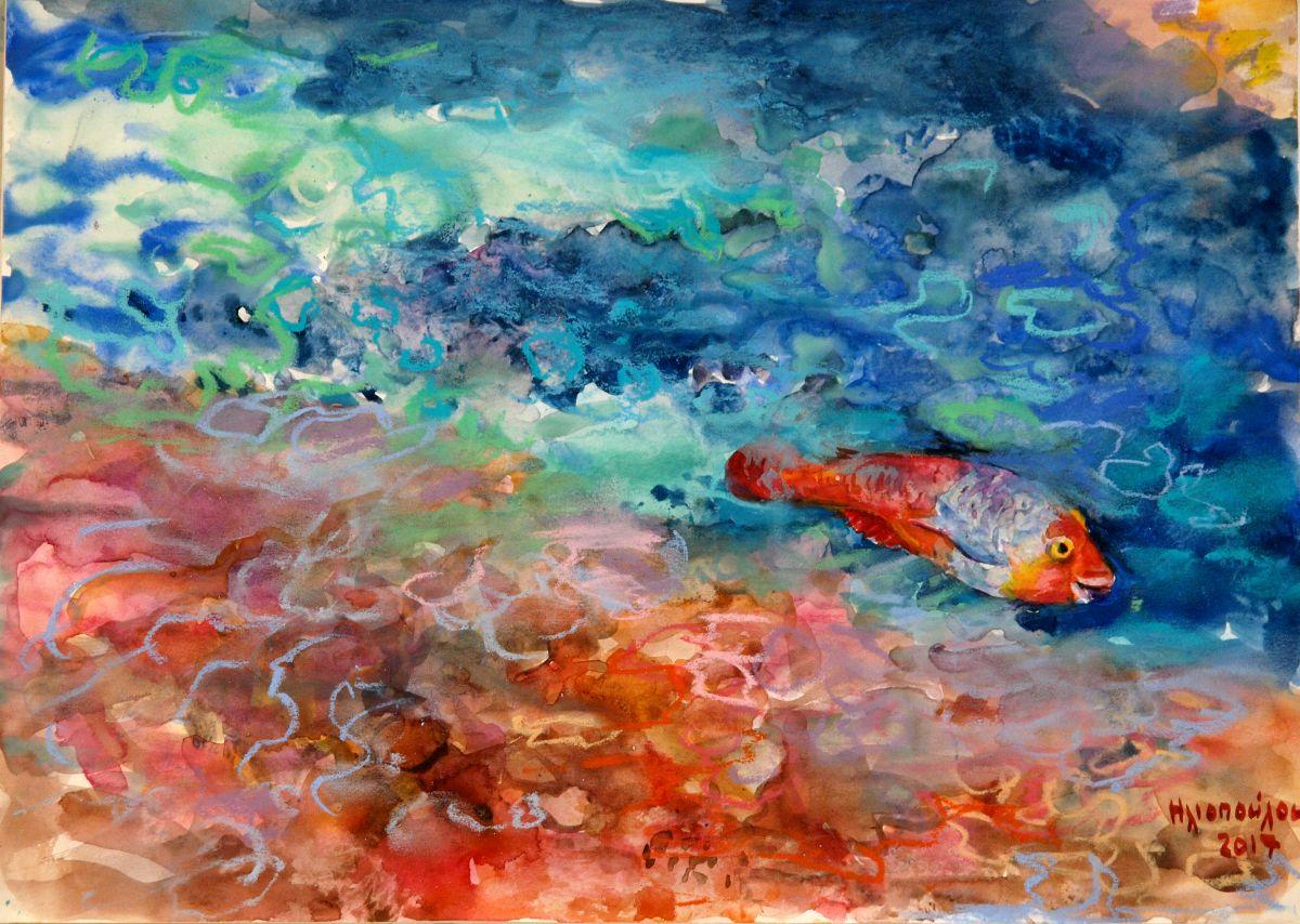 Ζωγραφιά Ειρήνη Ηλιοπούλου