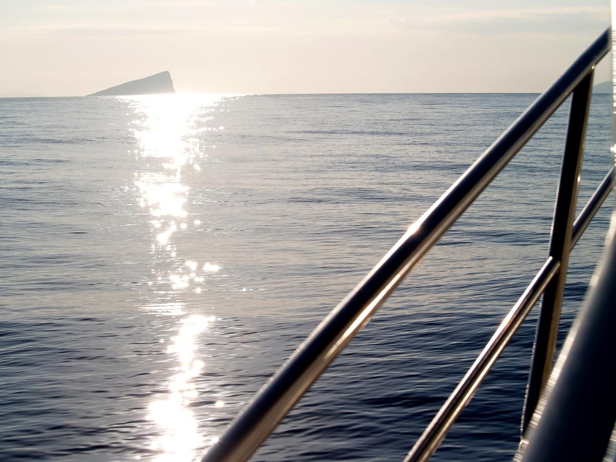Ταξίδι επάνω στη διαγώνιο του Αιγαίου.