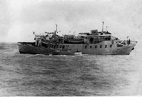 Το πλοίο «Πανορμίτης» ταξιδεύει...