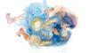 Ειρήνη Ηλιοπούλου, ο έρωτας της ζωγραφικής και η ζωγραφική του έρωτα